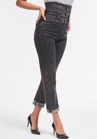 Guess - Jeans baggy - schwarz - 0