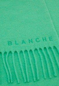 BLANCHE - OCEANO SCARF - Šála - jade lime - 2