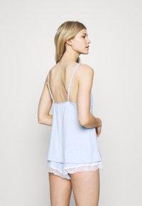 DORINA CURVES - FROST - Pyjama - blue - 2