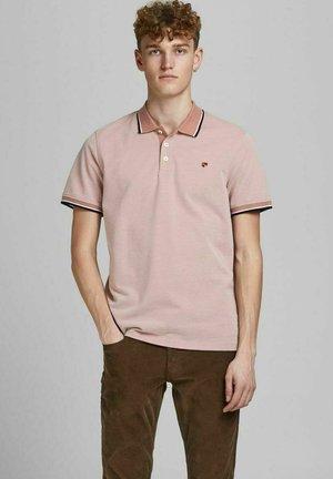 Polo shirt - soft pink