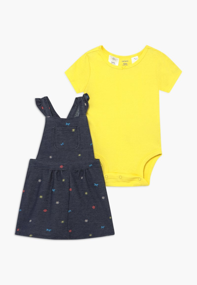 Carter's - SET - Denim dress - denim