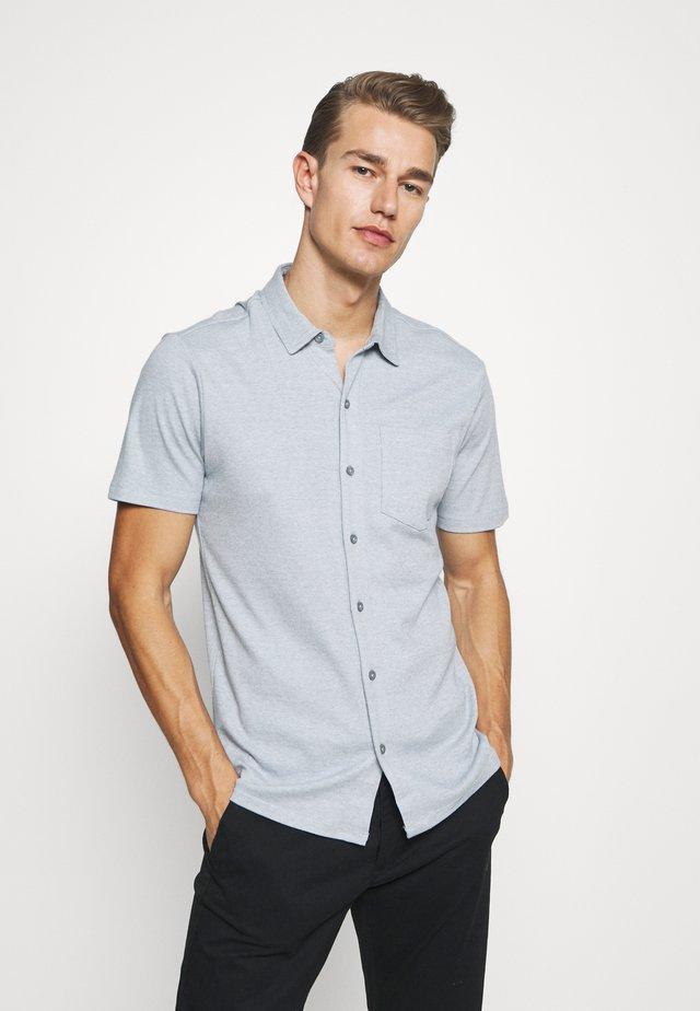 Shirt - gentian
