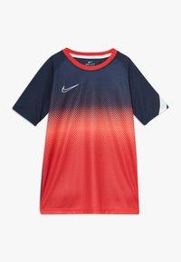 Nike Performance - DRY ACADEMY  - Funkční triko - obsidian/white - 0