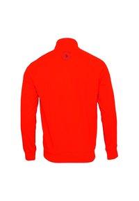 U.S. Polo Assn. - Felpa aperta - red - 2