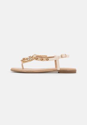 Sandalias de dedo - offwhite