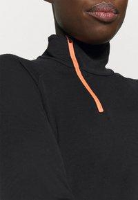 Mons Royale - OLYMPUS 3.0 - Sports shirt - black - 6