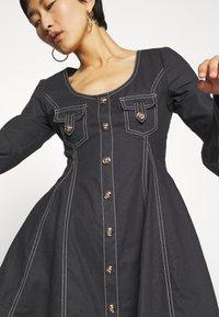 Alice McCall - LOST TOGETHER MINI DRESS - Koktejlové šaty/ šaty na párty - black - 4