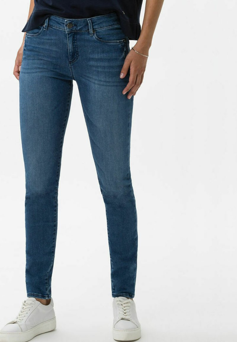 BRAX - STYLE ANA - Jeans Skinny Fit - light blue denim