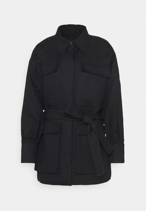 AURORA - Short coat - navy