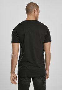 Mister Tee - BAD HABIT - T-shirt med print - black - 2