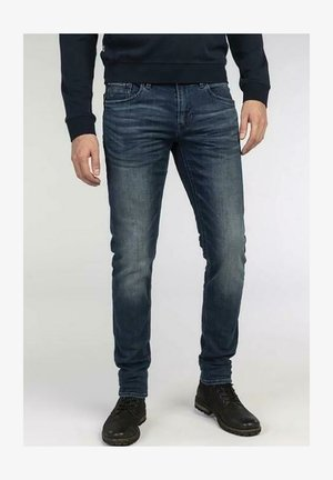 Slim fit jeans - dark blue indigo