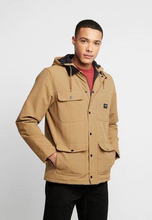 DRILL CHORE COAT - Light jacket - dirt
