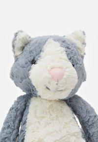 Jellycat - TUFFET CAT UNISEX - Pehmolelu - grey - 2