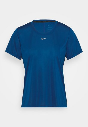ONE - T-shirts - court blue/white