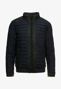 Calvin Klein Jeans - PADDED HOOD ZIP THROUGH - Light jacket - black - 6