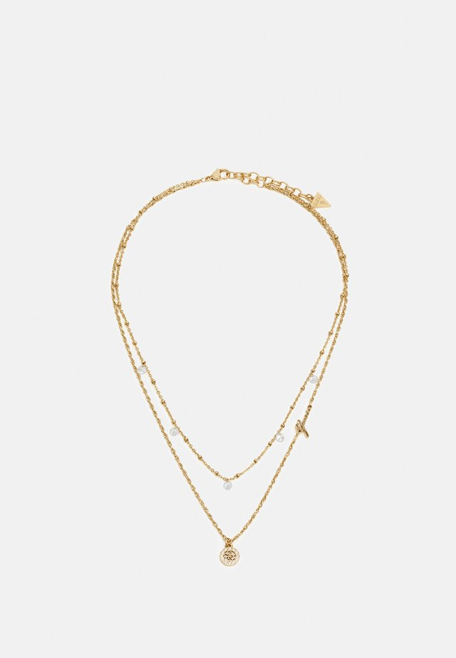 GALACTIC GIRL - Collier - gold-coloured
