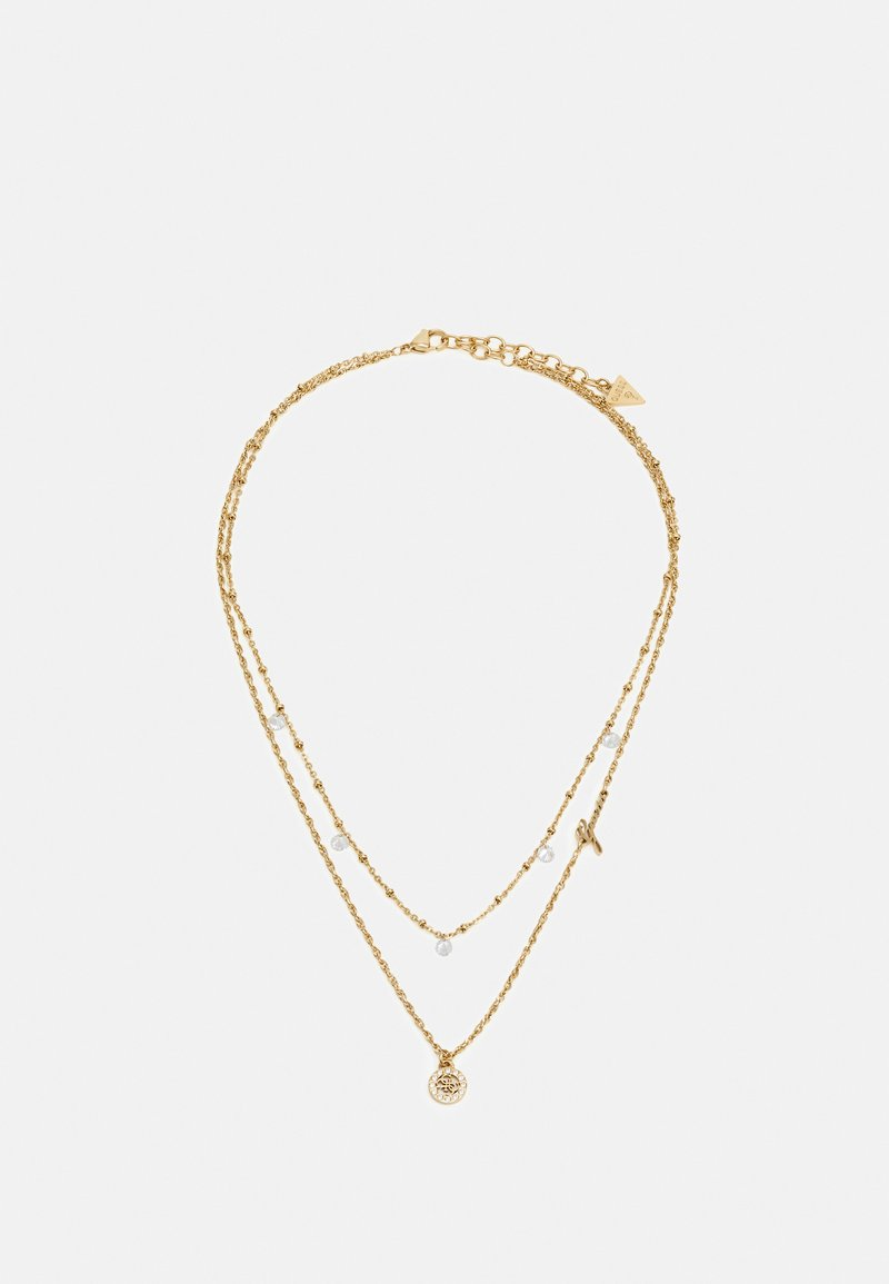 Guess - GALACTIC GIRL - Necklace - gold-coloured