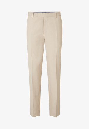 BLAYR - Suit trousers - hellbeige