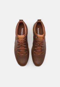Timberland - KILLINGTON - Casual lace-ups - rust - 3