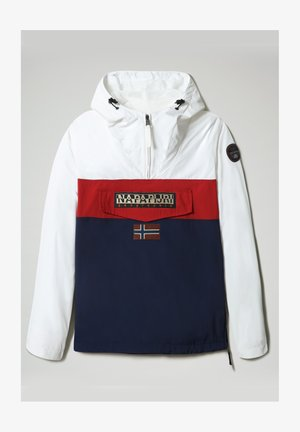RAINFOREST SUMMER BLOCK - Windbreakers - medieval blue