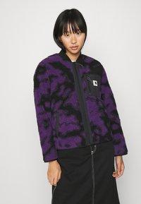 Carhartt WIP - JANET LINER - Winter jacket - blur/purple - 0