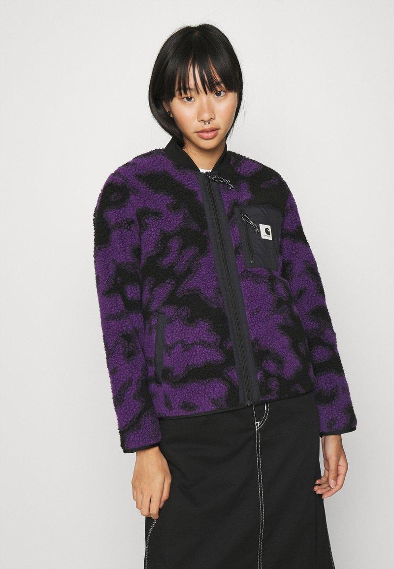 Carhartt WIP - JANET LINER - Winter jacket - blur/purple