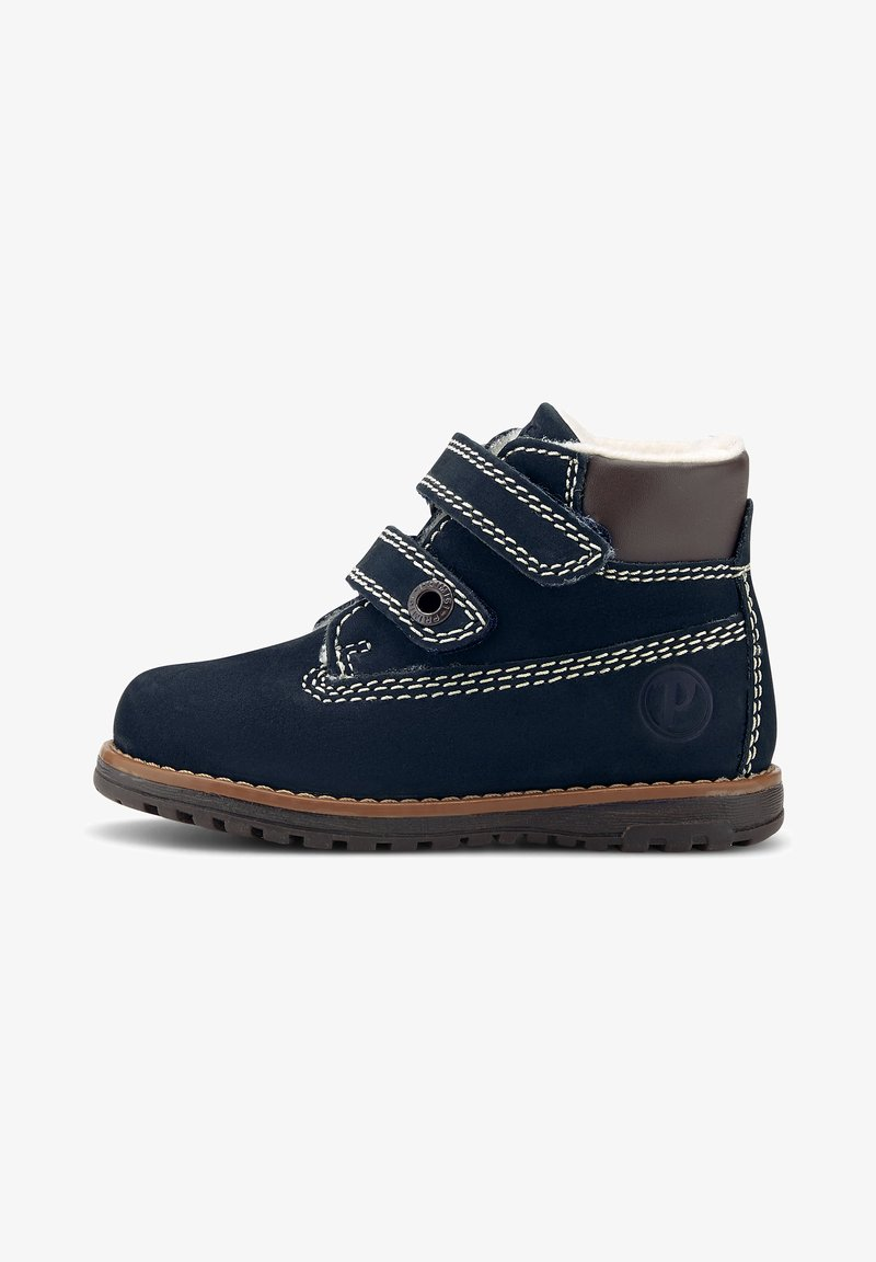 Primigi - PLAY CASUAL - Winter boots - dunkelblau
