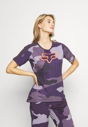 RANGER - T-Shirt print - dark purple