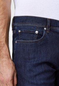 Pierre Cardin - VOYAGE LYON - Slim fit jeans - dark blue - 3