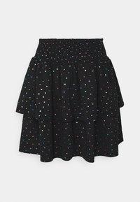 Moves - ELISSE - Mini skirt - black - 0