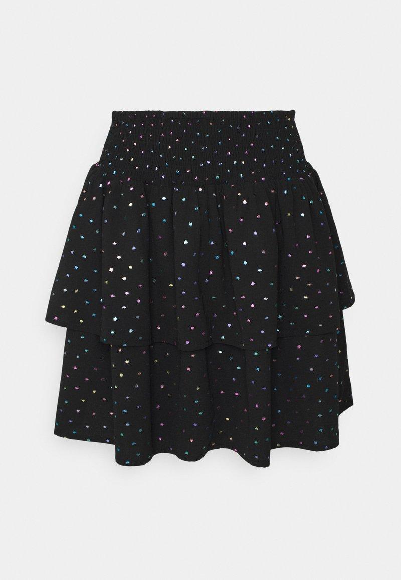Moves - ELISSE - Mini skirt - black