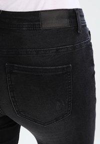 JDY - JDYSKINNY JAKE ANKLE - Jeans Skinny Fit - dark grey denim - 4