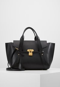 Escada - CLASSIC HANDBAG - Handbag - black - 0