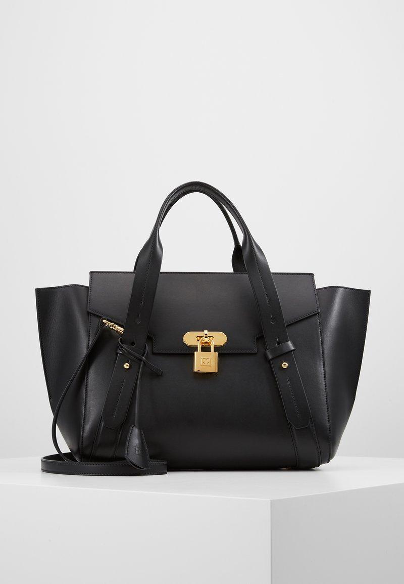 Escada - CLASSIC HANDBAG - Handbag - black