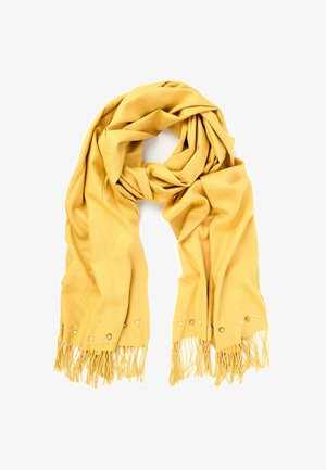 GAIS - Scarf - yellow