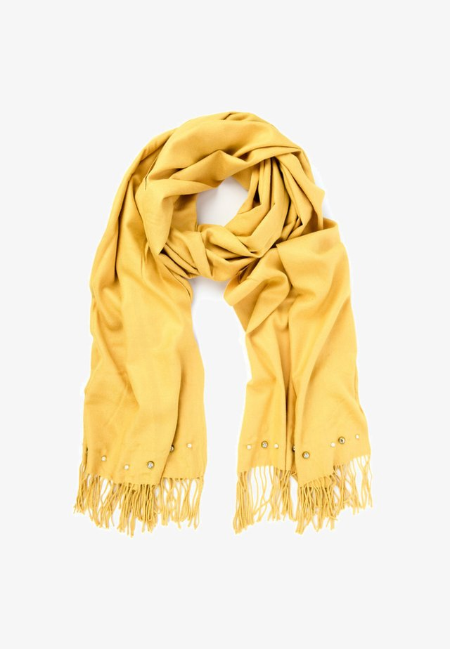 GAIS - Halsduk - yellow