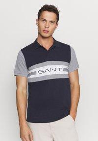 GANT - Polo shirt - evening blue - 0