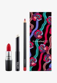 MAC - RED LIP KIT - Make-up Set - - - 0