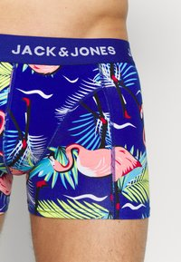Jack & Jones - JACSKULL ANIMALS TRUNKS 3 PACK - Culotte - surf the web/firey red /black - 6