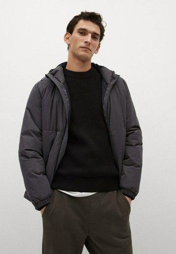 TARGET-I - Winter jacket - hellbraun/pastellbraun