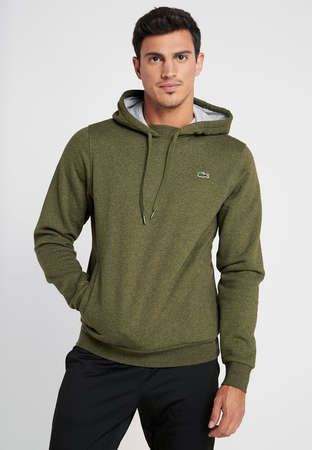 HOODY - Mikina skapucí - brome chine/silver chine