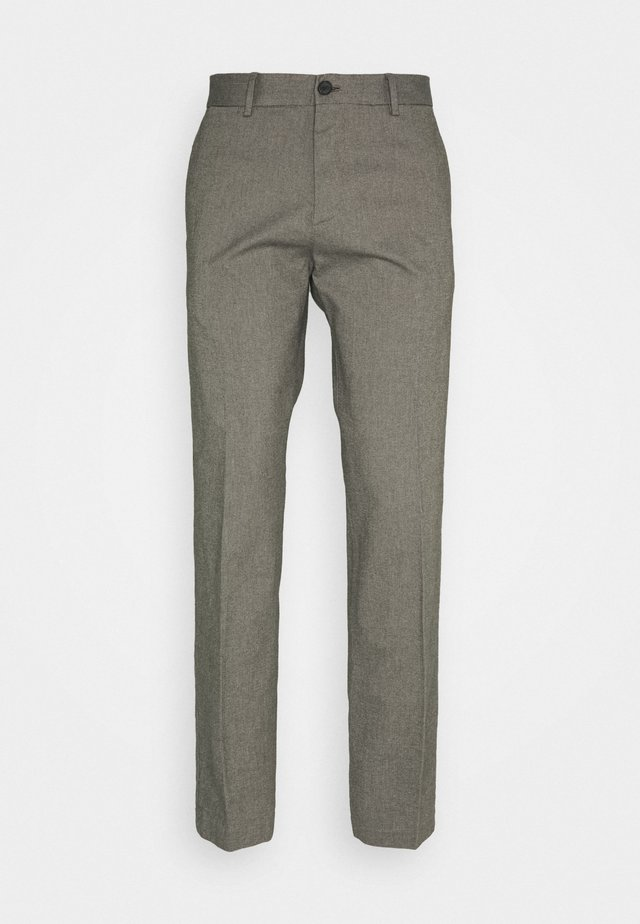 FLEX PANT - Broek - beige/grey