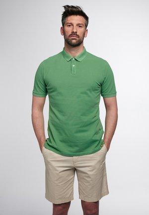 Poloshirt - säuregrün