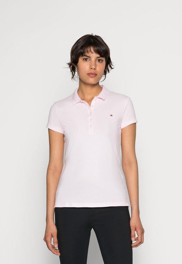 HERITAGE SHORT SLEEVE - Koszulka polo - cradle pink