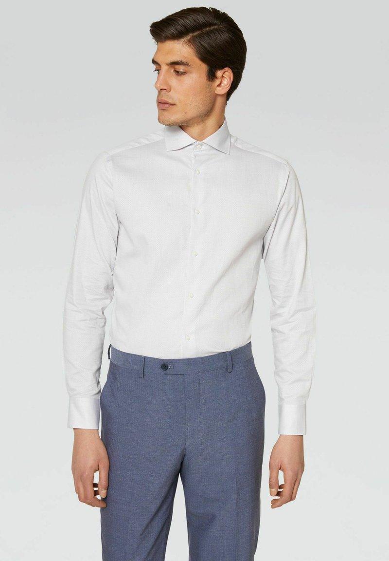 Conbipel - Camicia elegante - grigio chiaro