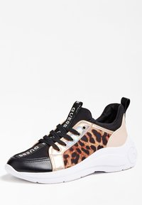 Guess - RUNNER SPEERIT ANIMALIER LATERALE - Trainers - animalier - 3