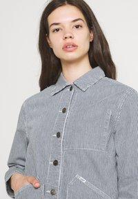 Lee - WORKER JACKET - Denim jacket - dark blue - 3