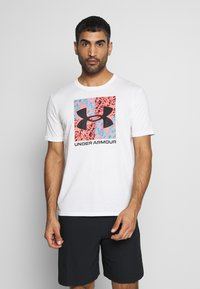 Under Armour - Sports shirt - onyx white - 0