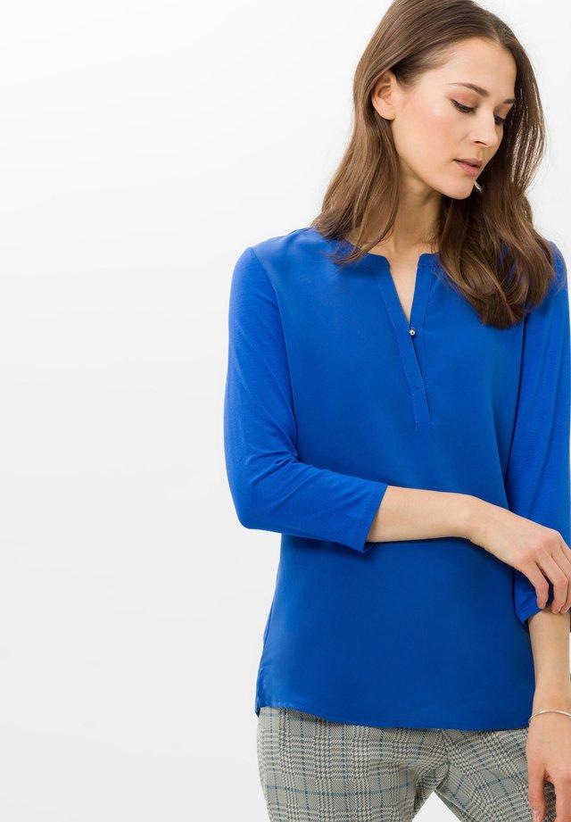 STYLE CLARISSA - Camicetta - blue