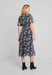 Mavi - PRINTED LONG DRESS - Maxi dress - navy blazer - 2